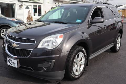 2015 Chevrolet Equinox for sale at Randal Auto Sales in Eastampton NJ