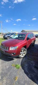 2013 Jeep Compass for sale at Chicago Auto Exchange in South Chicago Heights IL