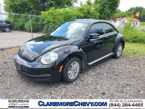 2013 Volkswagen Beetle for sale at Suburban Chevrolet in Claremore OK
