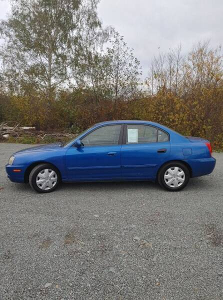 2006 Hyundai Elantra for sale at On The Road Again Auto Sales in Lake Ariel PA