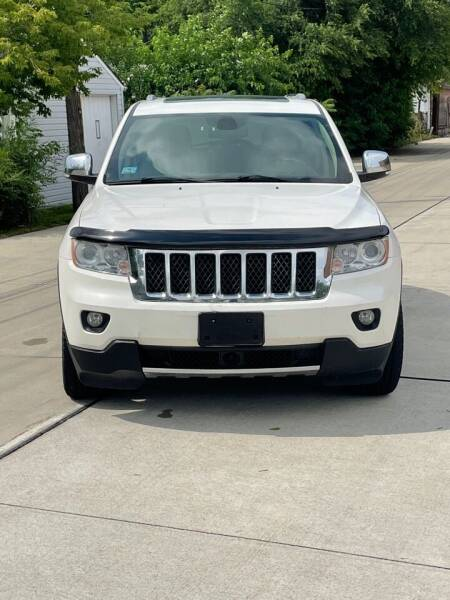 2012 Jeep Grand Cherokee for sale at Suburban Auto Sales LLC in Madison Heights MI