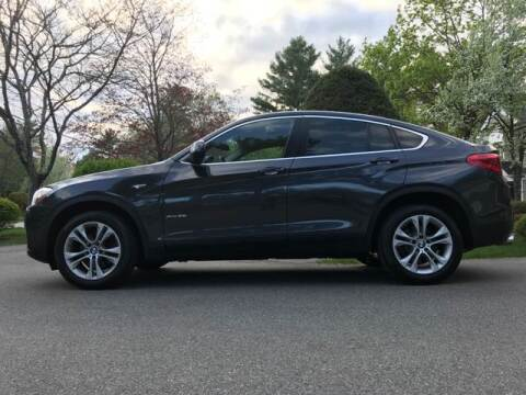 2016 BMW X4 for sale at Reynolds Auto Sales in Wakefield MA