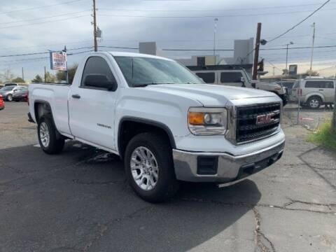 2015 GMC Sierra 1500 for sale at Brown & Brown Wholesale in Mesa AZ