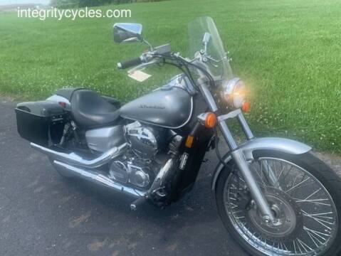 2008 Honda SHADOW SPIRIT 750 for sale at INTEGRITY CYCLES LLC in Columbus OH