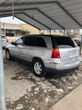 2004 Chrysler Pacifica for sale at Jerry Allen Motor Co in Beaumont TX