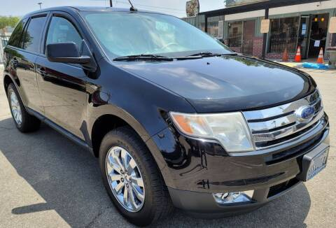 2009 Ford Edge for sale at ZOOM CARS LLC in Sylmar CA