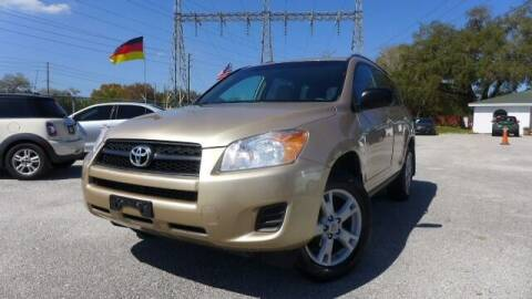 2012 Toyota RAV4 for sale at Das Autohaus Quality Used Cars in Clearwater FL