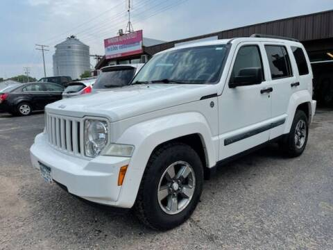 2008 Jeep Liberty for sale at WINDOM AUTO OUTLET LLC in Windom MN