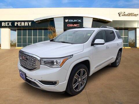 2017 GMC Acadia for sale at AutoJacksTX.com in Nacogdoches TX