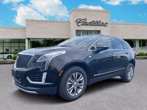 2021 Cadillac XT5 for sale at Uftring Weston Pre-Owned Center in Peoria IL