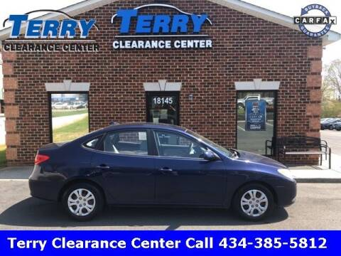2010 Hyundai Elantra for sale at Terry Clearance Center in Lynchburg VA