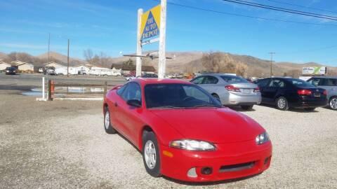 1998 Mitsubishi Eclipse for sale at Auto Depot in Carson City NV