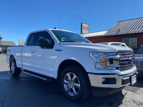 2019 Ford F-150 for sale at HUFF AUTO GROUP in Jackson MI