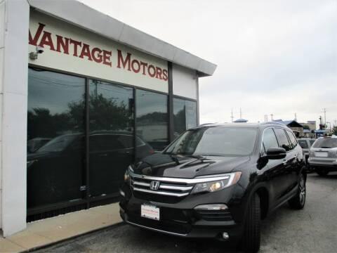 2016 Honda Pilot for sale at Vantage Motors LLC in Raytown MO