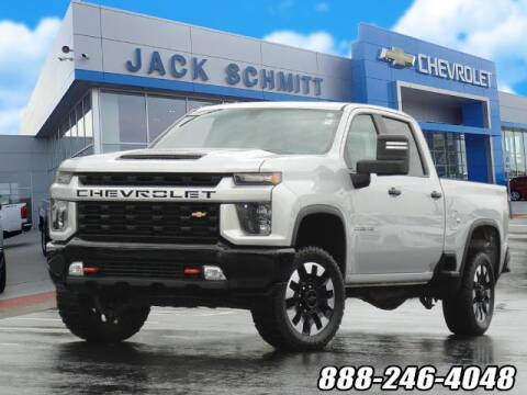 2020 Chevrolet Silverado 2500HD for sale at Jack Schmitt Chevrolet Wood River in Wood River IL