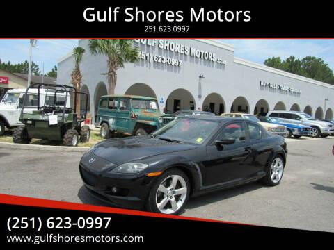 2005 Mazda RX-8 for sale at Gulf Shores Motors in Gulf Shores AL