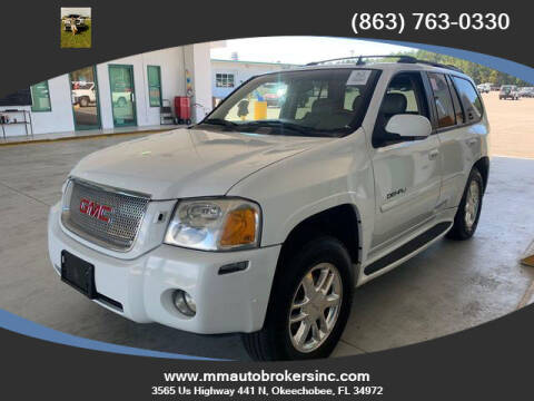 2006 GMC Envoy for sale at M & M AUTO BROKERS INC in Okeechobee FL