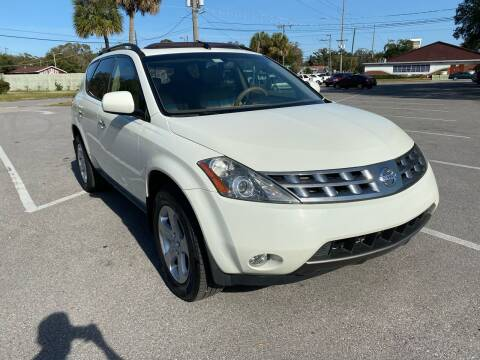 2005 Nissan Murano for sale at Consumer Auto Credit in Tampa FL
