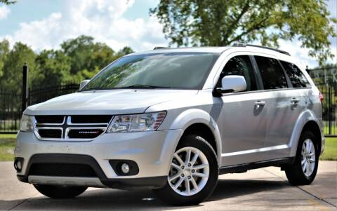2014 Dodge Journey for sale at Texas Auto Corporation in Houston TX
