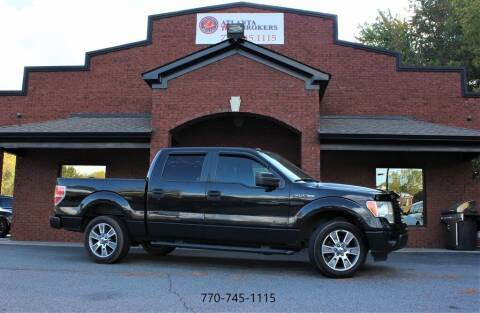 2014 Ford F-150 for sale at Atlanta Auto Brokers in Cartersville GA