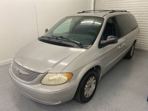 2001 Chrysler Town and Country for sale at X Auto LLC in Pinellas Park FL