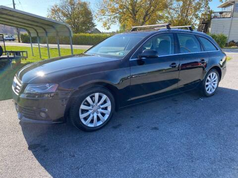 2011 Audi A4 for sale at Finish Line Auto Sales in Thomasville PA
