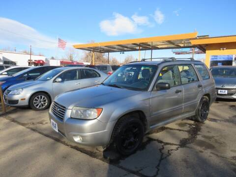 2007 Subaru Forester for sale at Nile Auto Sales in Denver CO