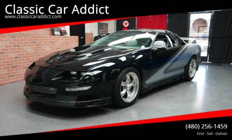 1995 Chevrolet Camaro for sale at Classic Car Addict in Mesa AZ