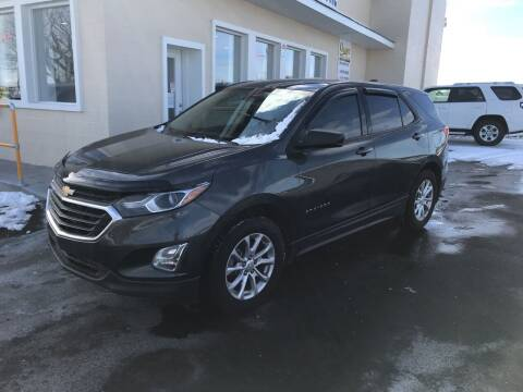 2018 Chevrolet Equinox for sale at Suarez Auto Sales in Port Huron MI