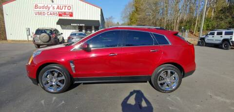 2012 Cadillac SRX for sale at Buddy's Auto Inc in Pendleton SC