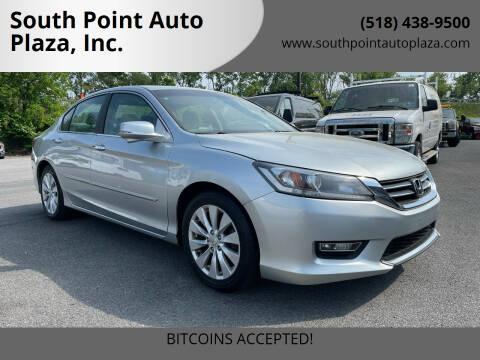 2013 Honda Accord for sale at South Point Auto Plaza, Inc. in Albany NY