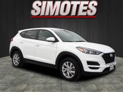 2019 Hyundai Tucson for sale at SIMOTES MOTORS in Minooka IL