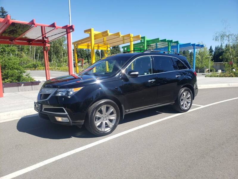 2011 Acura MDX for sale at Painlessautos.com in Bellevue WA