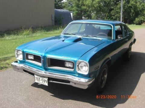 1974 Pontiac GTO for sale at Classic Car Deals in Cadillac MI