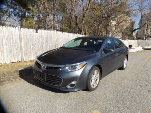 2015 Toyota Avalon for sale at Wayland Automotive in Wayland MA