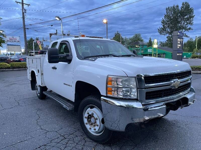 2008 Chevrolet Silverado 2500HD for sale at Real Deal Cars in Everett WA