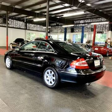 2004 Mercedes-Benz CLK for sale at Weaver Motorsports Inc in Cary NC