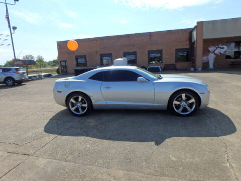 2012 Chevrolet Camaro for sale at BLACKWELL MOTORS INC in Farmington MO