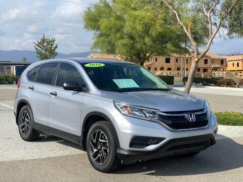 2016 Honda CR-V for sale at Esquivel Auto Depot in Rialto CA
