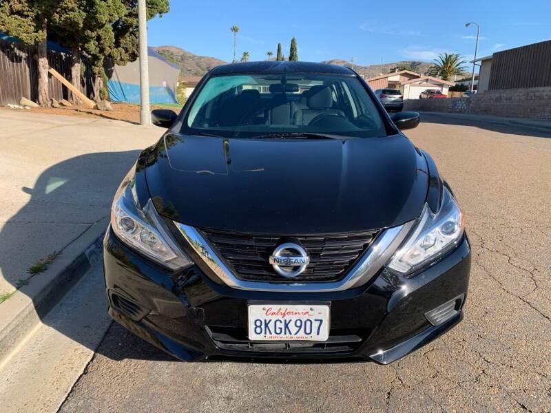 2017 Nissan Altima for sale at Aria Auto Sales in El Cajon CA