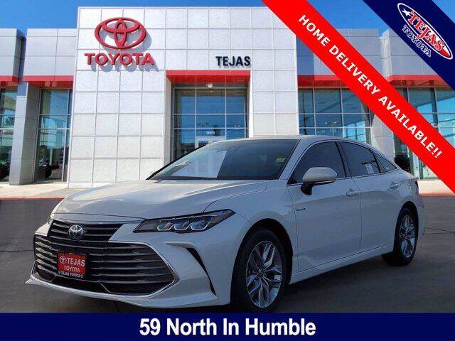 2021 Toyota Avalon Hybrid for sale in Humble, TX