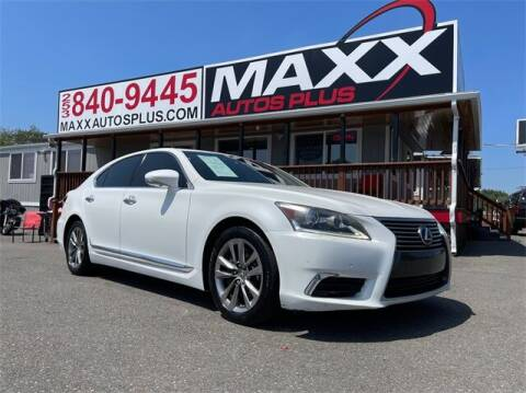 2013 Lexus LS 460 for sale at Maxx Autos Plus in Puyallup WA