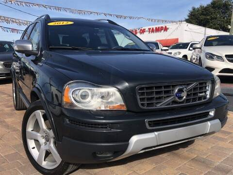 2012 Volvo XC90 for sale at Cars of Tampa in Tampa FL