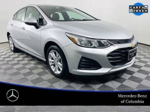 2019 Chevrolet Cruze for sale at Preowned of Columbia in Columbia MO