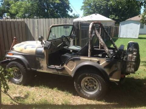 1974 Jeep Wrangler for sale at Haggle Me Classics in Hobart IN