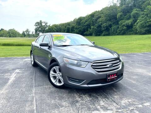 2014 Ford Taurus for sale at A & S Auto and Truck Sales in Platte City MO