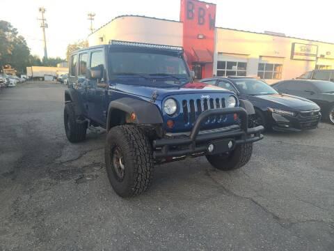2010 Jeep Wrangler Unlimited for sale at Best Buy Wheels in Virginia Beach VA
