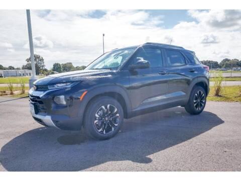 2022 Chevrolet TrailBlazer for sale at CourtesyValueBB.com in Breaux Bridge LA