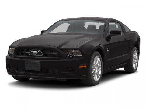 2013 Ford Mustang for sale at Loganville Ford in Loganville GA