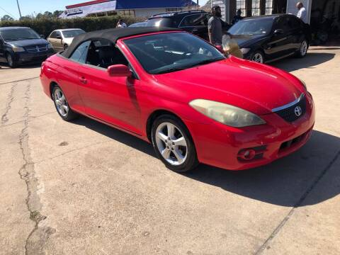 2007 Toyota Camry Solara for sale at Whites Auto Sales in Portsmouth VA